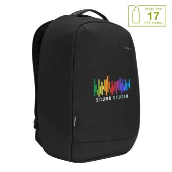 Cypress 15.6 Security Backpack with EcoSmart